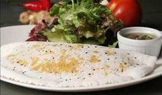 Confira a receita de uma tapioca com chia - Foto: Getty Images