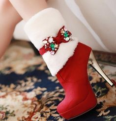 Your Next Christmas Boots
