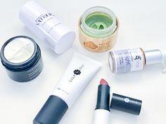 #Cleanbeauty Picks for #Spring featuring @lilylolousacan @mahalocare @blissoma @givingbeauty @AGENTNATEUR #lilylolo #makeup #mahalo #cleansingbalm #blissoma #skincare #agentnateur #natural #deodorant #kahinagivingbeauty #facecream