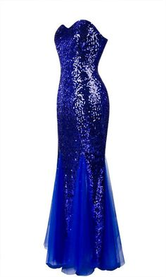 Sweetheart Sparkling sequins Lace up Long Evening Dress, Prom Dress Long Party Dress Bridesmaid Dress with Bling sequins colors royal blue, Ice blue red, rose red, silver, gold, purple, black and lavender. These dresses are made to order. Pleas...