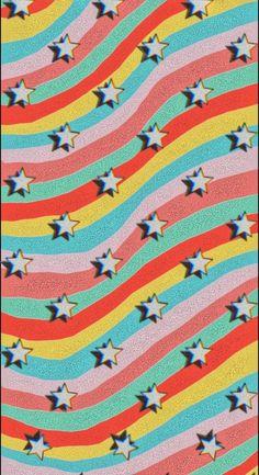 Retro Wallpaper Iphone, Hippie Wallpaper, Trippy Wallpaper, Iphone Background Wallpaper, Wallpaper Wallpapers, Wallpaper Quotes, Retro Background, Hippie Background, Cork Wallpaper