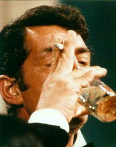 Dean Martin. You gotta love it.