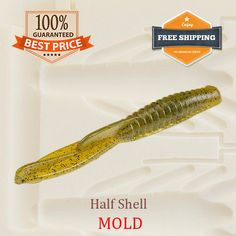 Bait Breath Curly Bait Mold Grub G Tail Fishing Soft Plastic Lure 50-88 mm