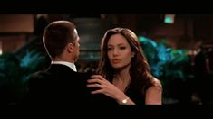 Pin for Later: All the Mr. & Mrs. Smith Moments That Led to Marital Bliss This loaded hair flip.