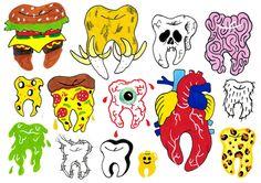 cool teeth