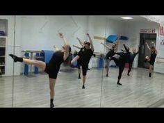 Joffrey Ballet School Jazz Class Across The Floor Exercises - Ashani Mfuko's…