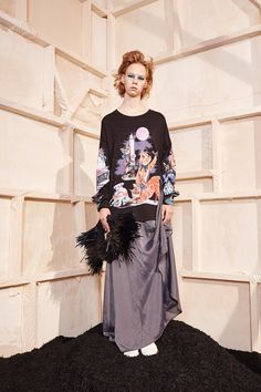 MM6 Maison Margiela Spring 2017 Ready-to-Wear Fashion Show