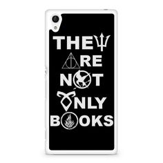 They Are Not Only Book Sony Experia Z4 Case