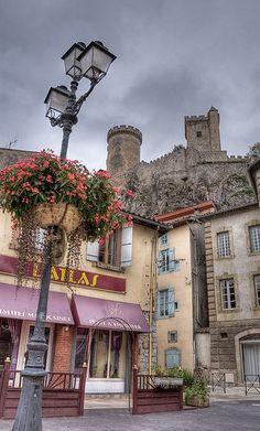 Ariège, Foix - Le chateau des Comtes
