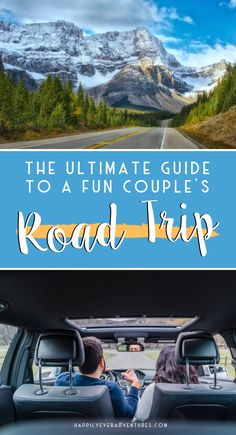 The ultimate guide to couples road trips! Including road trip games for couples, road trip questions for couples, relationship tips to prevent fighting on your romantic getaway, and a romantic road trip packing checklist. Road Trip Packing, Road Trip Games, Road Trip Essentials, Road Trip Usa, Romantic Camping, Romantic Road, Romantic Getaway, Romantic Travel, Travel Couple