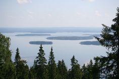 Lake Pielinen, North Karelia, Finland