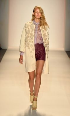 MBFW S/S 2014 Designers to Know: Noon by Noor | thestylishmd