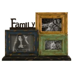 Found it at Wayfair - Family Picture Frame Collage