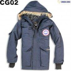 Canada Goose Citadel Parka for Men in Blue