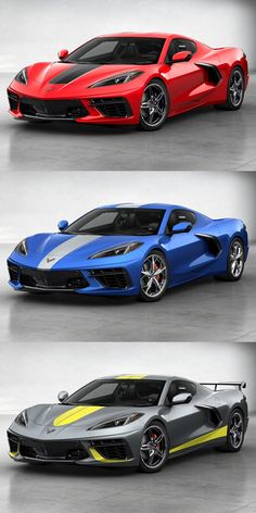 This Is Why The 2021 Corvette Is Worth Waiting For. Top of the list: a limited edition Stingray R package. Cool Sports Cars, Sport Cars, Cool Cars, Us Cars, Race Cars, Futuristic Motorcycle, Chevrolet Corvette Stingray, Unique Cars, Modified Cars