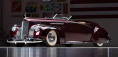 1941 Packard D-Agostino Gable