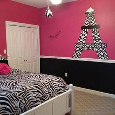 decorating theme bedrooms - maries manor: pink poodles of fun