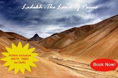 Ladakh Road Trips 2015: Book NOW!