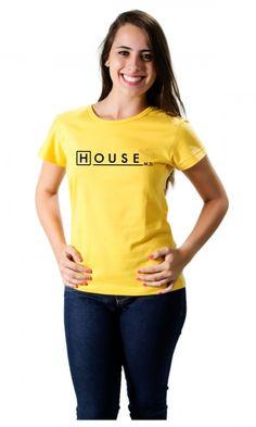 CAMISETA HOUSE Nossa Camisa Camisetas Personalizadas, engraçadas e exclusivas! Parcelamos em até 18x! Aceitamos todos os cartões  Enviamos para todo Brasil ✈️ 021 997694595 www.nossacamisa.com.br