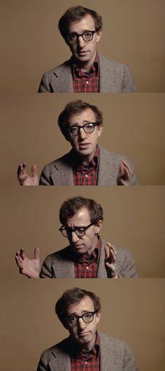 Woody Allen #woody #allen #cinema #attore #regista