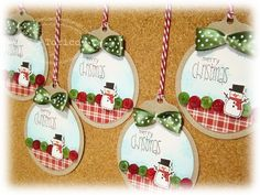 Created by Torico! Christmas Hacks, Christmas Crafts For Gifts, Christmas Gift Tags, Xmas Gifts, Create Christmas Cards, Xmas Cards, Handmade Gift Tags, Greeting Cards Handmade, Decorated Gift Bags