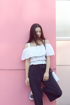 PINK   http://jenniferbachdim.com/2015/06/11/pink/  #stussy #JenniferBachdim #streetstyle #WEGO #fashionblog