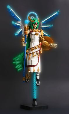 """""""Palutena"""" by Pate-keetongu: Pimped from Flickr"""