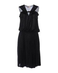 LANVIN 3/4 length dress. #lanvin #cloth #dress #top #skirt #pant #coat #jacket #jecket #beachwear #