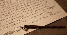Many men wish their handwriting was better. This primer will teach you ...