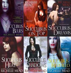Georgina Kincaid Series by Richelle Mead