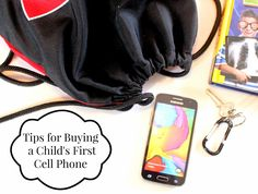 Getting Anthony his First Cell Phone with T-Mobile Simply Prepaid ~ Tips for getting a child his First Cell Phone. #ChangingPrepaid #Cbias #Ad #Shop
