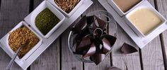 Nachos en chocolate
