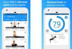 Whether you're a workout beginner or a serious exercise addict, there's something for you on our list of the 10 best workout apps.