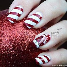 Awesome Holiday Nail Art