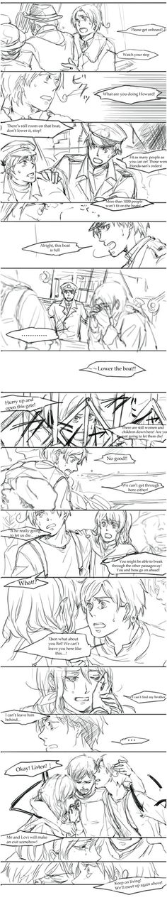 Hetalia Titanic Part 6/18