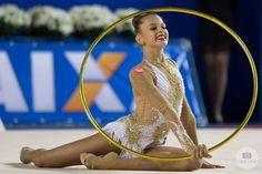 Aleksandra Soldatova, Russia, IV Meeting Brasil 2014