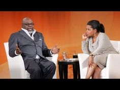 Bishop T.D. Jakes on Turning Disaster into Direction - Oprah's Lifeclass