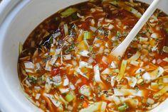 crockpot soup. | Where My Heart Resides