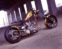 West Coast Choppers Bikes are totally different than other bike manufactures. There cooler