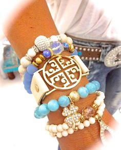 Love the Tory burch bracelet