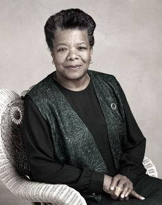 """You may shoot me with your words,  You may cut me with your eyes,  You may kill me with your hatefulness,  But still, like air, I'll rise."" ~Maya Angelou"