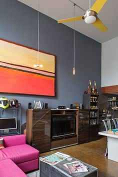 """Best Airbnb Hosting Advice: """"Don't be afraid to create something unique for your space! Your guests will definitely be inspired."""""""