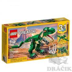 31058 LEGO CREATOR - Úžasný dinosaurus 11,99€