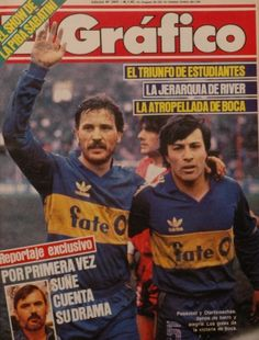 1985 Pasucci y Olarticoechea