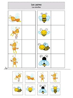 Nursery Activities, Preschool Learning Activities, Preschool Curriculum, Kindergarten Worksheets, Preschool Activities, Activities For Kids, Bee Life Cycle, Animal Crafts For Kids, Infant Activities