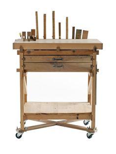 Американская мебель из дерева от Даниэля Мойера - Сундук идей для вашего дома - интерьеры, дома, дизайнерские вещи для дома