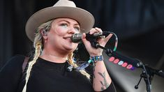 FOX News - Elle King reveals her 'destructive marriage' led to a struggle with substance abuse, depression and PTSD: Elle King… - View Elle King, Ptsd Symptoms, Withdrawal Symptoms, What Is Ptsd, Post Traumatic, Stress Disorders, Thoughts And Feelings