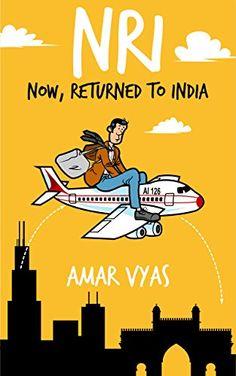 NRI : Now, Returned to India by Amar Vyas, Manoj Vijayan (Amol Dixit Series Book 1) - Kindle