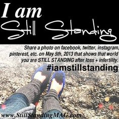 Still Standing Magazine shares stories from around the world of writers surviving the aftermath of child loss and infertility. Be My Baby, My Baby Girl, Hope For The Day, Ectopic Pregnancy, Photos On Facebook, Stillborn, Child Loss, Infant Loss, Angels In Heaven