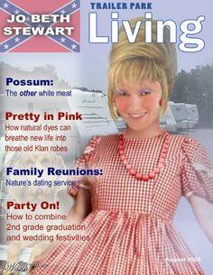 redneck magazine